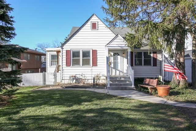 4938 Cornell Avenue, Downers Grove, IL 60515 (MLS #09815087) :: The Wexler Group at Keller Williams Preferred Realty