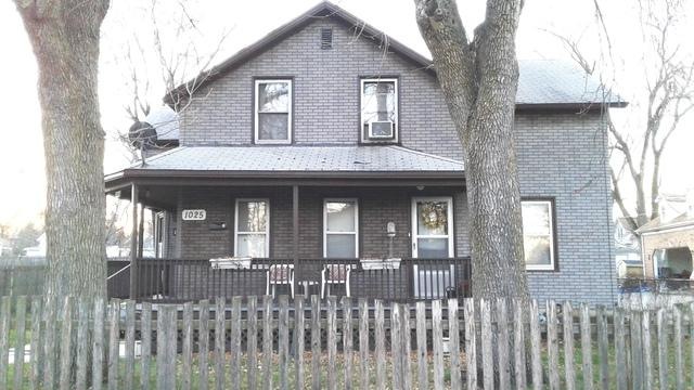 1025 N Hickory Street, Joliet, IL 60435 (MLS #09815116) :: The Wexler Group at Keller Williams Preferred Realty