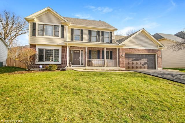 16945 Arbor Creek Drive, Plainfield, IL 60586 (MLS #09815157) :: The Wexler Group at Keller Williams Preferred Realty