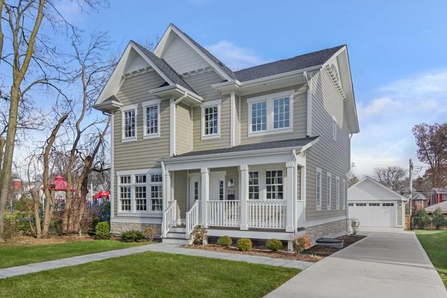 715 S Adams Street, Hinsdale, IL 60521 (MLS #09815202) :: The Wexler Group at Keller Williams Preferred Realty