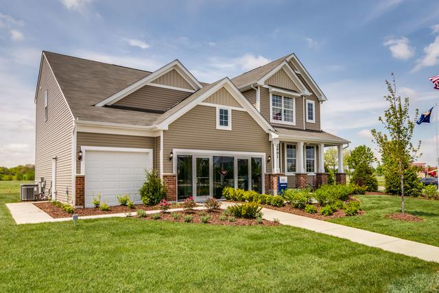 15829 Brookshore Drive, Plainfield, IL 60544 (MLS #09815205) :: The Dena Furlow Team - Keller Williams Realty