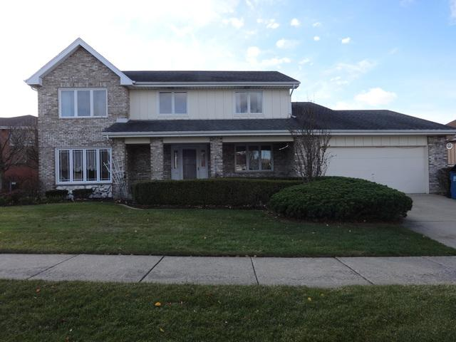 12800 S Circle Parkway, Palos Park, IL 60464 (MLS #09815319) :: The Wexler Group at Keller Williams Preferred Realty