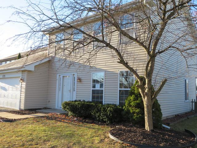 579 Buckboard Road, Bolingbrook, IL 60490 (MLS #09815353) :: The Wexler Group at Keller Williams Preferred Realty