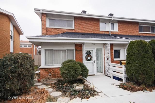 2633 Hawthorne Lane D, Flossmoor, IL 60422 (MLS #09815489) :: The Wexler Group at Keller Williams Preferred Realty