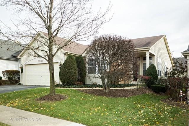 21527 W Larch Drive, Plainfield, IL 60544 (MLS #09815535) :: The Wexler Group at Keller Williams Preferred Realty