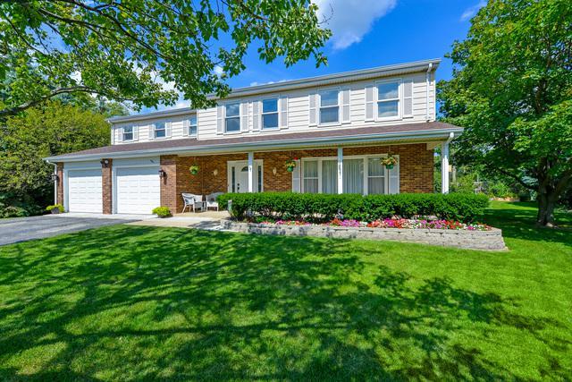 101 Tudor Drive, Barrington, IL 60010 (MLS #09815638) :: The Schwabe Group