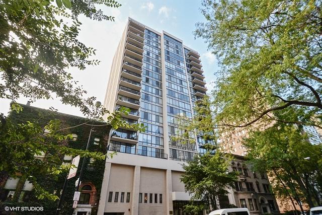1516 N State Parkway 16C, Chicago, IL 60610 (MLS #09815807) :: Property Consultants Realty