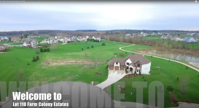 Lot 110 Gilda Court, Yorkville, IL 60560 (MLS #09815900) :: Angie Faron with RE/MAX Ultimate Professionals