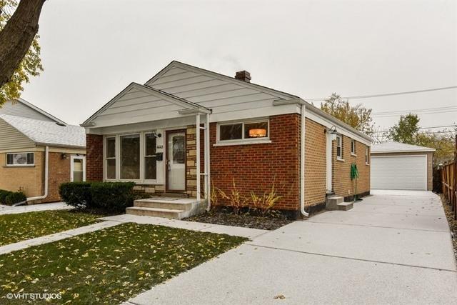 4649 W 82nd Street, Chicago, IL 60652 (MLS #09816073) :: Littlefield Group