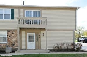 321 Birchwood Court #321, Vernon Hills, IL 60061 (MLS #09816074) :: Littlefield Group