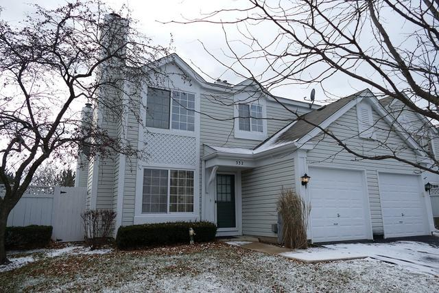 332 Bunker Hill Circle End, Aurora, IL 60504 (MLS #09816080) :: Littlefield Group