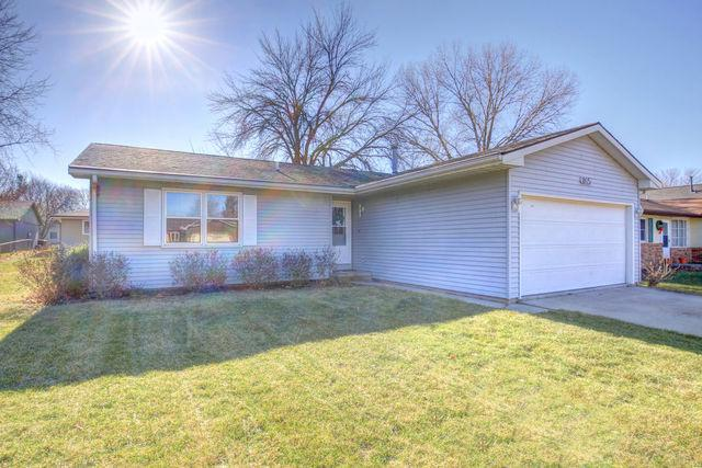 1805 Myra Ridge Court, Urbana, IL 61802 (MLS #09816160) :: The Ryan Dallas Team