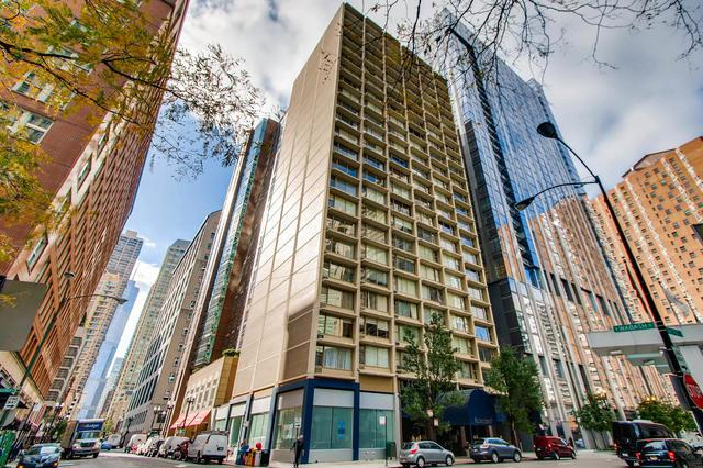 21 E Chestnut Street 10G, Chicago, IL 60611 (MLS #09816182) :: Property Consultants Realty