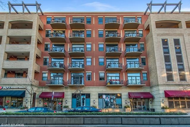 1301 W Madison Street #411, Chicago, IL 60607 (MLS #09816356) :: Property Consultants Realty