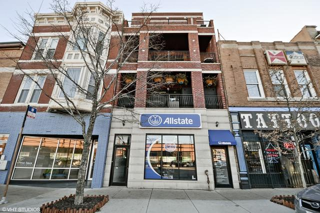 2521 W North Avenue #3, Chicago, IL 60647 (MLS #09816429) :: Property Consultants Realty