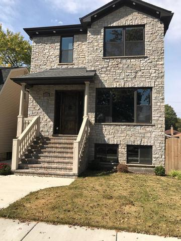 3756 N Octavia Avenue, Chicago, IL 60634 (MLS #09816435) :: Baz Realty Network | Keller Williams Preferred Realty