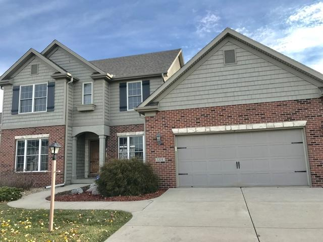 1310 Fieldstone Drive, Savoy, IL 61874 (MLS #09816463) :: The Ryan Dallas Team