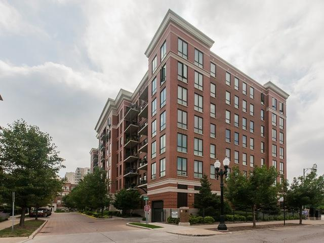 343 W Old Town Court #403, Chicago, IL 60610 (MLS #09816533) :: Property Consultants Realty