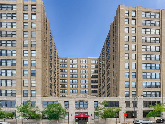 728 W Jackson Boulevard #504, Chicago, IL 60661 (MLS #09816545) :: Property Consultants Realty