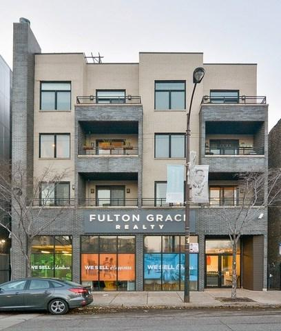 1448 N Western Avenue 3A, Chicago, IL 60622 (MLS #09816584) :: Property Consultants Realty