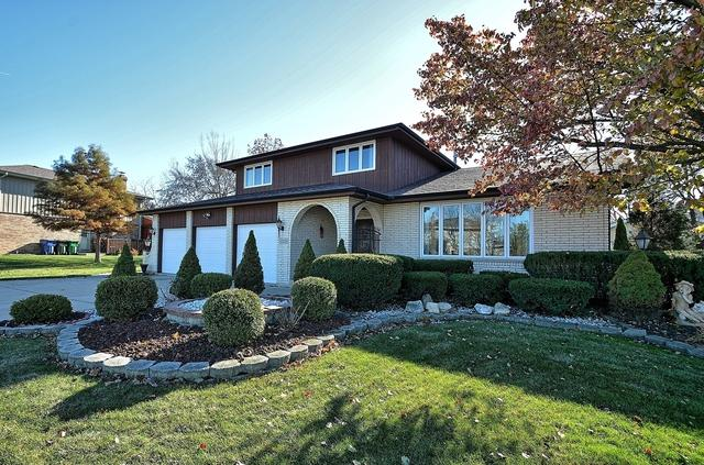 13235 W Stonewood Drive, Homer Glen, IL 60491 (MLS #09816833) :: Baz Realty Network | Keller Williams Preferred Realty
