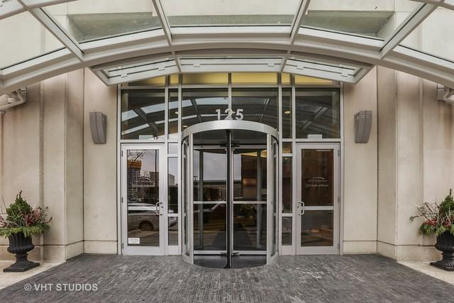 125 S Jefferson Street #1105, Chicago, IL 60661 (MLS #09816849) :: Property Consultants Realty
