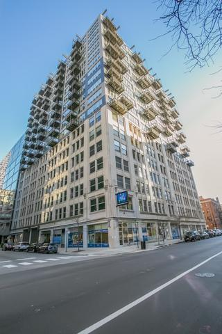565 W Quincy Street #916, Chicago, IL 60661 (MLS #09816852) :: Property Consultants Realty