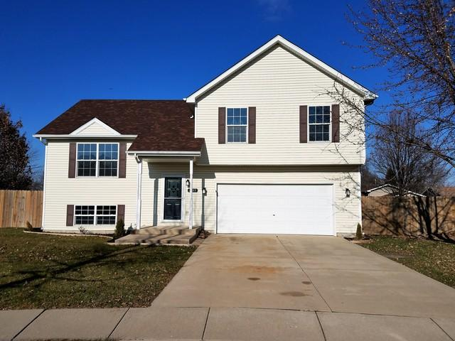 2105 Dryden Lane, Joliet, IL 60435 (MLS #09816968) :: Angie Faron with RE/MAX Ultimate Professionals