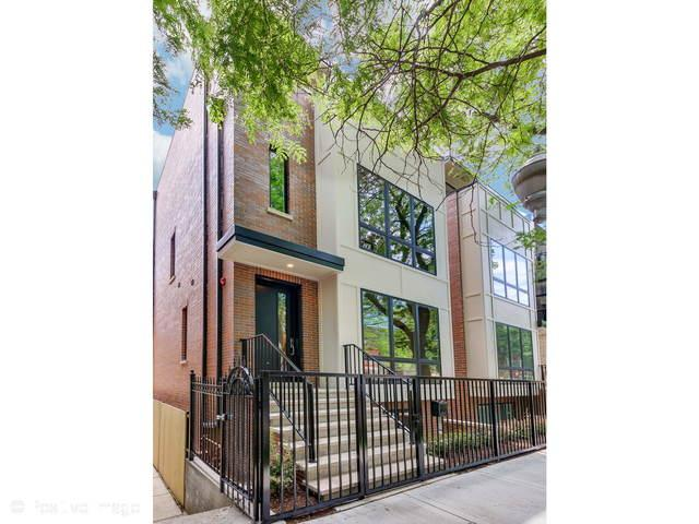 2225 W Lyndale Street, Chicago, IL 60647 (MLS #09817013) :: Property Consultants Realty