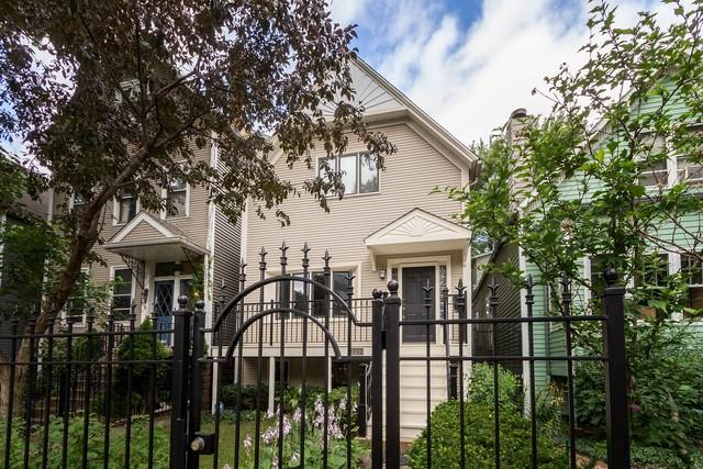 2642 N Burling Street, Chicago, IL 60614 (MLS #09817022) :: Touchstone Group