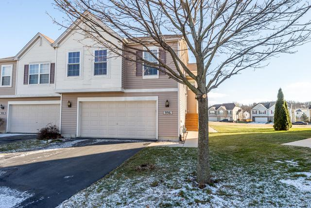 996 Timber Springs Court #2, Joliet, IL 60432 (MLS #09817048) :: Angie Faron with RE/MAX Ultimate Professionals