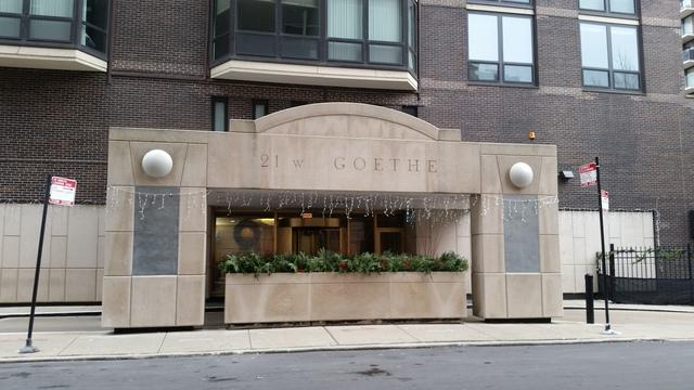 21 W Goethe Street 17F, Chicago, IL 60610 (MLS #09817063) :: Property Consultants Realty