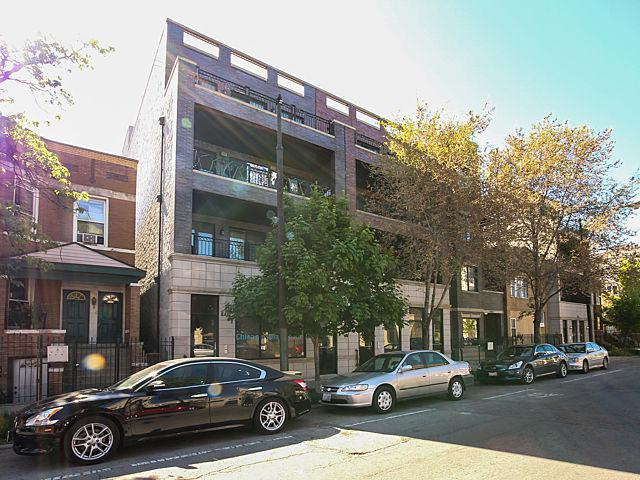 820 N California Avenue #4, Chicago, IL 60622 (MLS #09817073) :: Property Consultants Realty