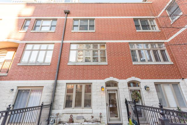 320 E 17th Street, Chicago, IL 60616 (MLS #09817078) :: Touchstone Group