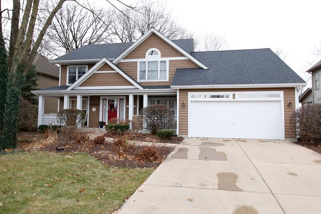 15352 Dan Patch Drive, Plainfield, IL 60544 (MLS #09817263) :: Angie Faron with RE/MAX Ultimate Professionals