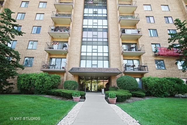 1727 W Crystal Lane #710, Mount Prospect, IL 60056 (MLS #09817334) :: The Schwabe Group