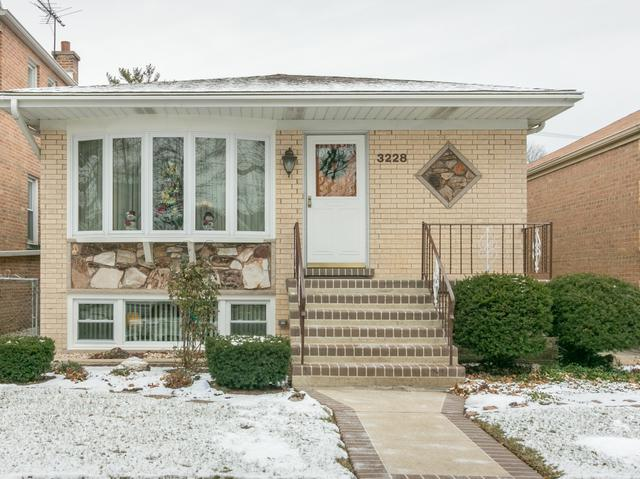3228 N Pittsburgh Avenue, Chicago, IL 60634 (MLS #09817338) :: Baz Realty Network   Keller Williams Preferred Realty