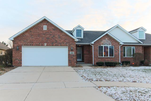321 Louisa Street, Shorewood, IL 60404 (MLS #09817372) :: Angie Faron with RE/MAX Ultimate Professionals