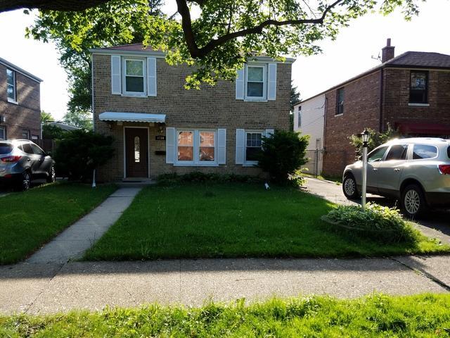 1736 N 73rd Court, Elmwood Park, IL 60707 (MLS #09817390) :: Baz Realty Network | Keller Williams Preferred Realty