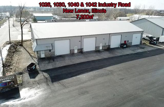1026 Industry Road, New Lenox, IL 60451 (MLS #09817404) :: Baz Realty Network   Keller Williams Preferred Realty