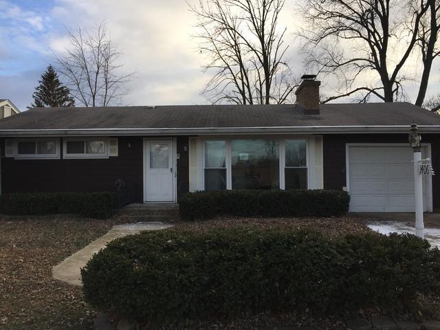 1406 Clara Avenue, Joliet, IL 60435 (MLS #09817407) :: Baz Realty Network   Keller Williams Preferred Realty