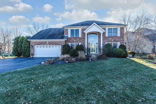 13637 Eagles Perch Court, Plainfield, IL 60544 (MLS #09817427) :: Angie Faron with RE/MAX Ultimate Professionals