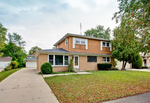 1411 S Birch Drive, Mount Prospect, IL 60056 (MLS #09817433) :: The Schwabe Group