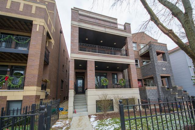 3321 N Seminary Avenue #3, Chicago, IL 60657 (MLS #09817505) :: Property Consultants Realty