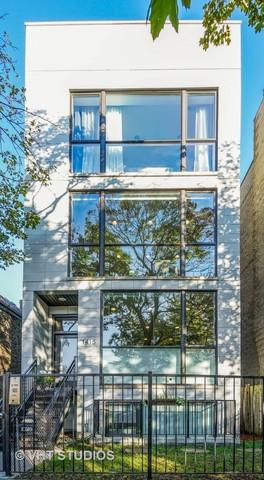 1415 N Artesian Avenue #2, Chicago, IL 60622 (MLS #09817591) :: Property Consultants Realty