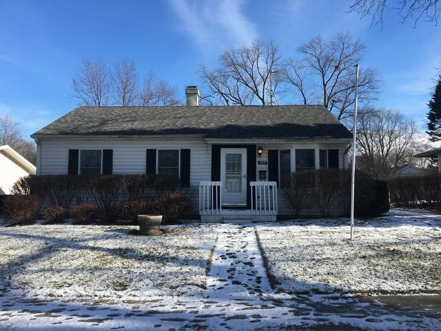 289 Rosewood Avenue, Buffalo Grove, IL 60089 (MLS #09817630) :: The Schwabe Group