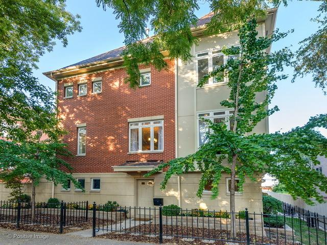 2331 N Lister Avenue A, Chicago, IL 60614 (MLS #09817682) :: The Perotti Group