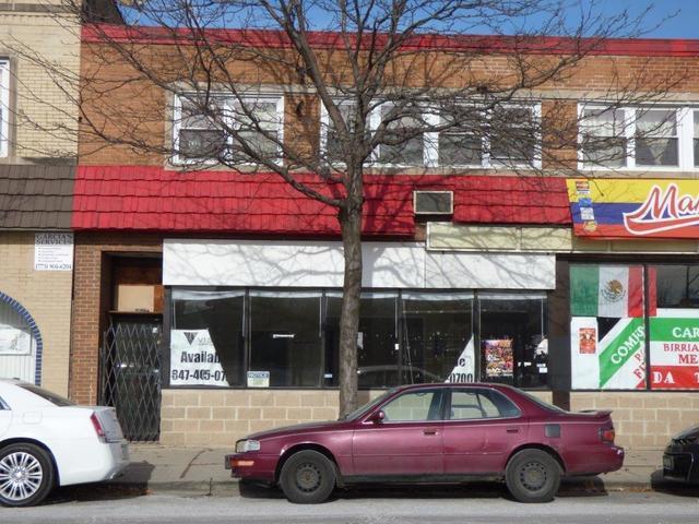 5704 Diversey Avenue, Chicago, IL 60639 (MLS #09817686) :: The Perotti Group