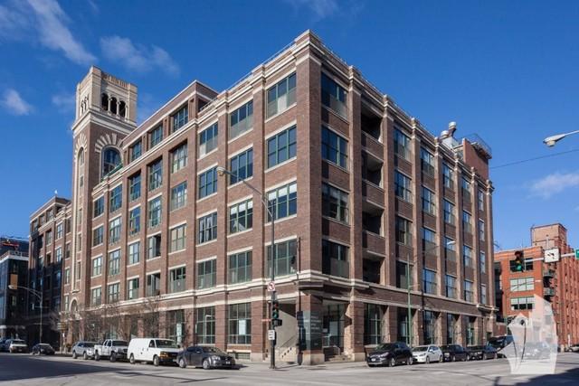 1000 W Washington Boulevard #314, Chicago, IL 60607 (MLS #09817700) :: Touchstone Group