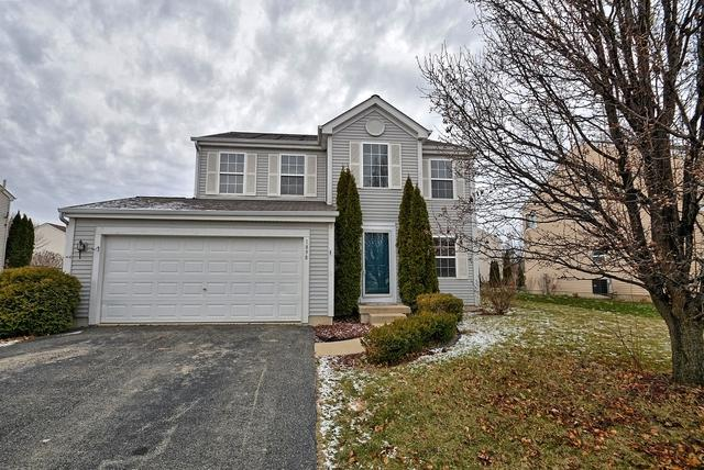 1898 Cattail Circle, Aurora, IL 60504 (MLS #09817767) :: Angie Faron with RE/MAX Ultimate Professionals